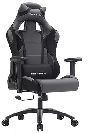 Chaise Gaming RCG02G