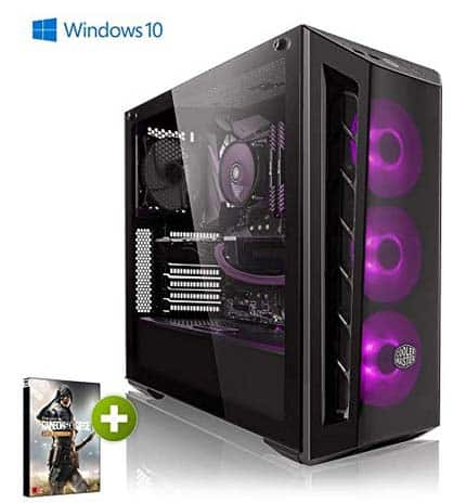 megaport PC Gamer Falcon