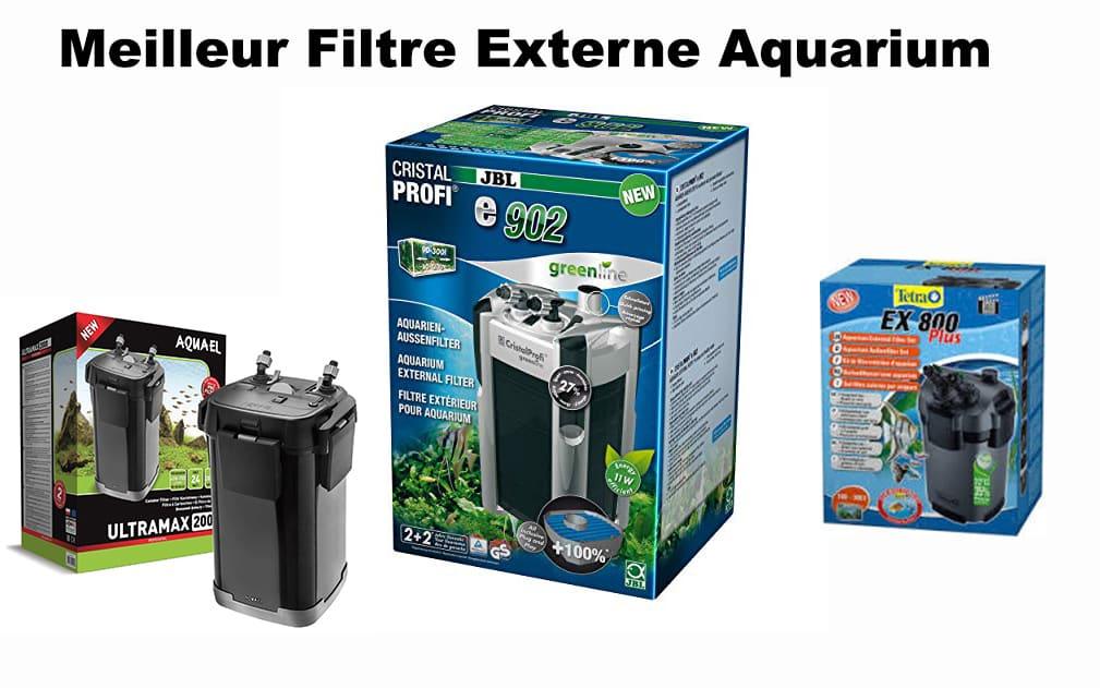 Meilleur Filtre Externe Aquarium