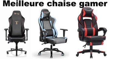 Meilleure chaise gamer