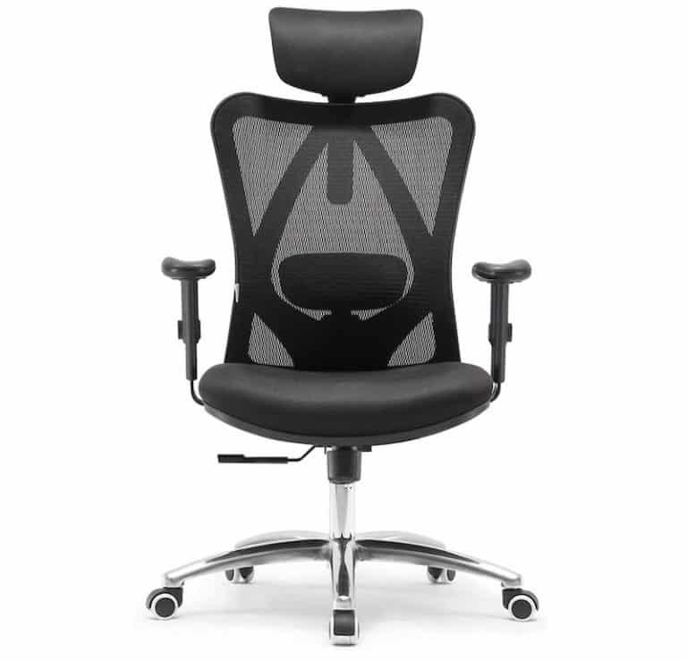 fauteuil de bureau ergonomique SIHOO M18